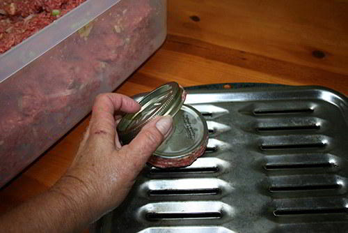 Canning Amish Poor Man's Steak