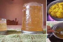 How To Make Survival Dandelion Jelly with 2 Years Shelf Life