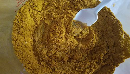 DIY Turmeric Mix 1
