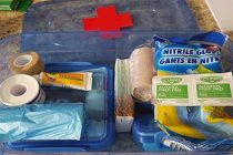 DIY Dollar Store First Aid Kit