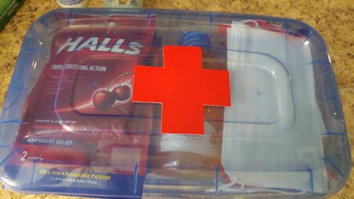 DIY Dollar Store First Aid Kit 4