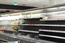 When Grocery Stores Go Empty – A Back Door Shopping Strategy