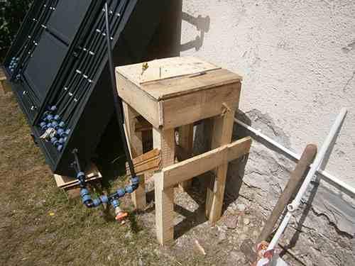 water storage system 1