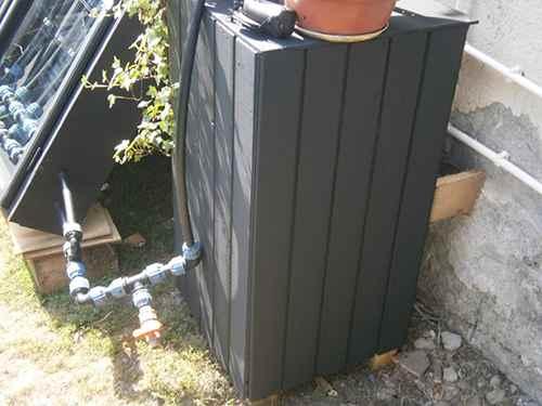 water storage system 5