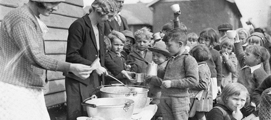 15 Weird Foods That Were Common During The Great Depression