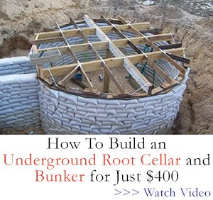 how to build an easy cellar_bunker