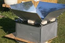 How to Make Your Own Solar Stove