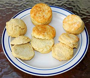 egg biscuit wwi