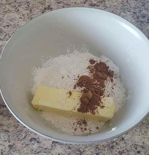 ingredients step 1