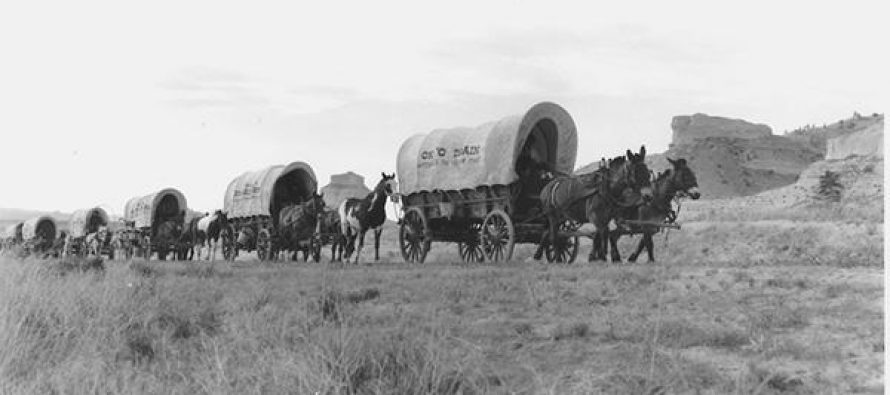 11 Things The Pioneers Carried With Them On The Oregon Trail