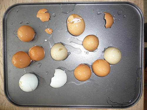 2 Calcium Supplements from Eggshells