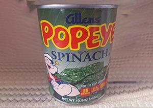 Allens spinach
