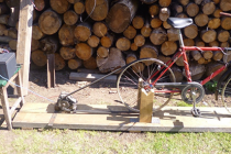 DIY Bicycle Generator