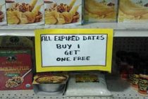 Expiration Cheat Sheet Date for Everything!