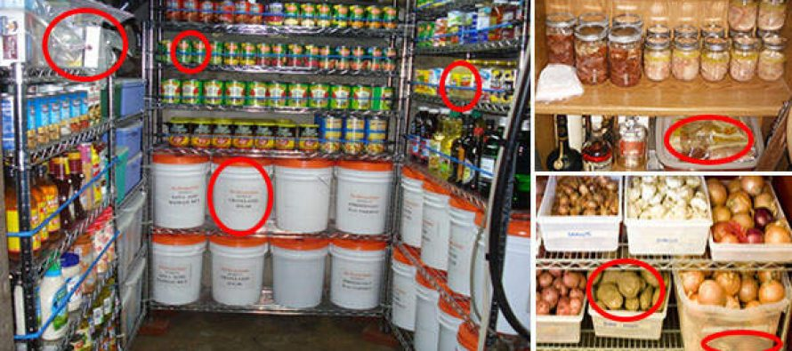 How do You Keep Your Pantry Dry to Prevent Your Food from Spoiling?