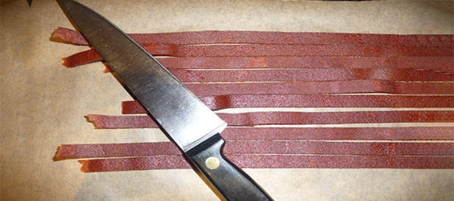 How to Make Fruit Leather and Add It To Your Stockpiles