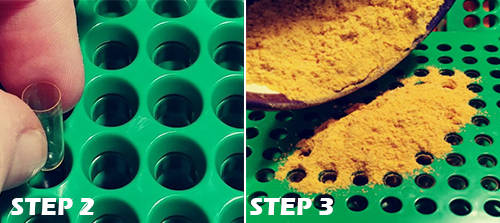 How to Make All-Natural Homemade Turmeric Pain Pills