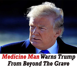 BOR banner medicine man