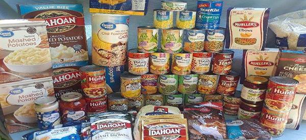 100 Walmart Prepper Food Run Ask A Prepper