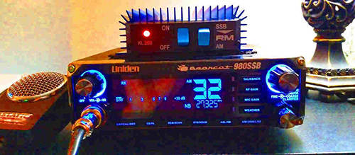 How To Turn You CB Car Radio Into A Powerful Transmitter - CB transceiver and amplifier