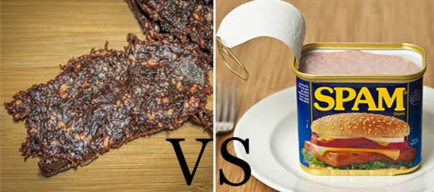 Pemmican vs. Spam. Which is the best food for survival?