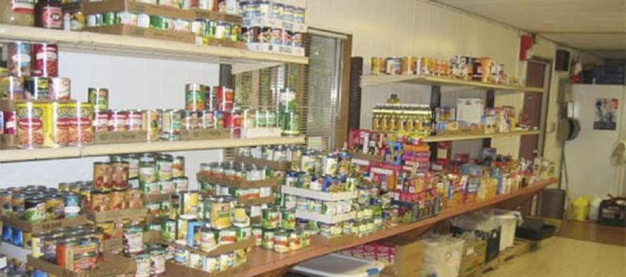 How $5 A Week Can Get Your Family 295 Pounds Of Food