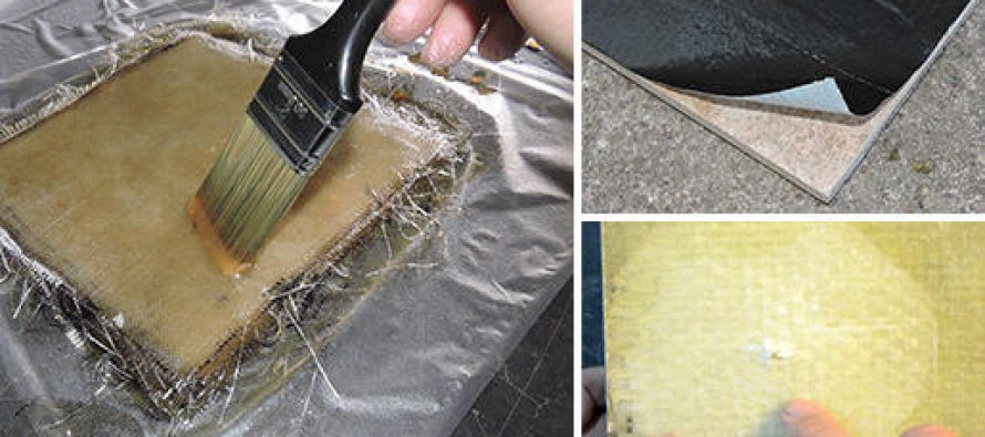 How To Make Bulletproof Body Armor Plate