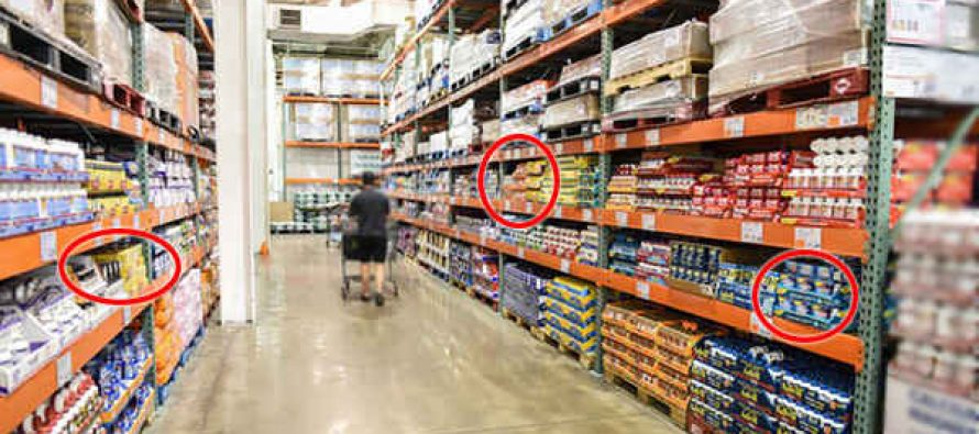 The 10 Best Prepper Foods You Can Find At Costco