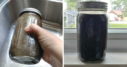 DIY - Mason Jar Soil Test