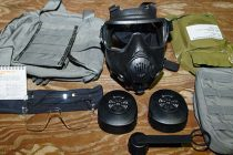 Here's Why You Should Always Have A Gas Mask In Your House