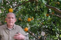 How Does This Man Grow Oranges in Nebraska's Cold Winter?
