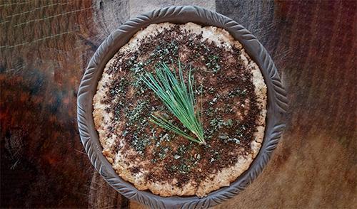 A Forgotten Wild Edible Pine Bark Flour