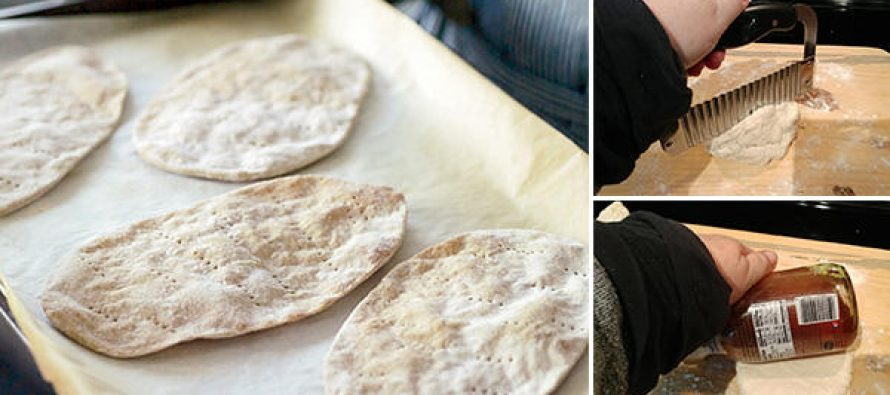 How to Make Matzo Bread With a Long Shelf Life