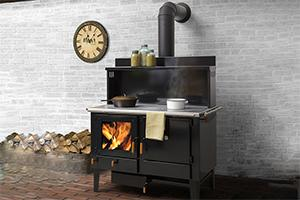 Wood Stove - 26 Necessary Tools for Off-Grid Living