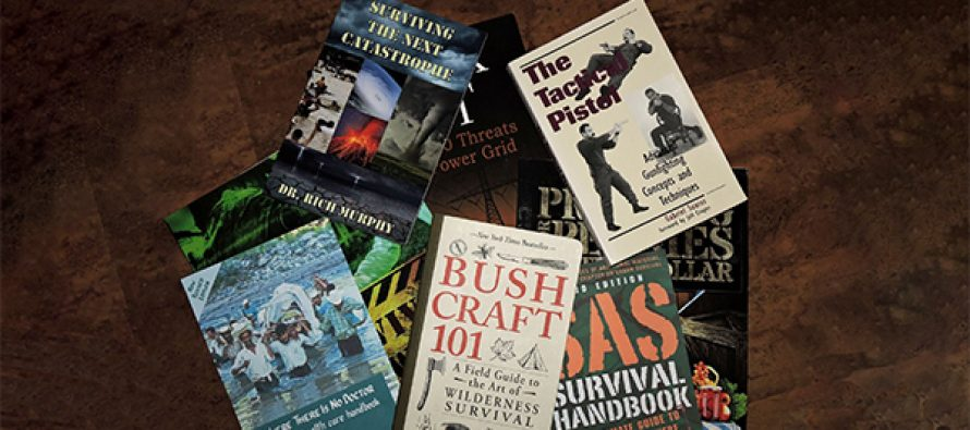 10 Survival Books Every Prepper Should Read