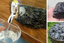 The Easiest And Cheapest Way To Filter Water With Shungite