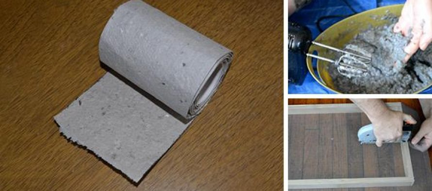 Making Your Own Toilet Paper