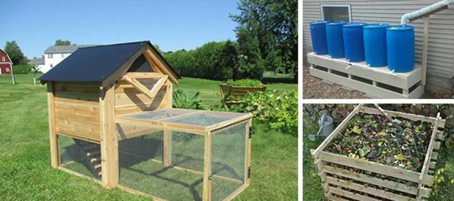 10 Survival DIY Projects You Can Start on Your Property Right Now
