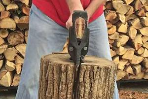 5 Best Wood Cutting Tools - Chopper 1 Axe