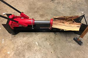 5 Best Wood Cutting Tools - Hydraulic Log SPlitter