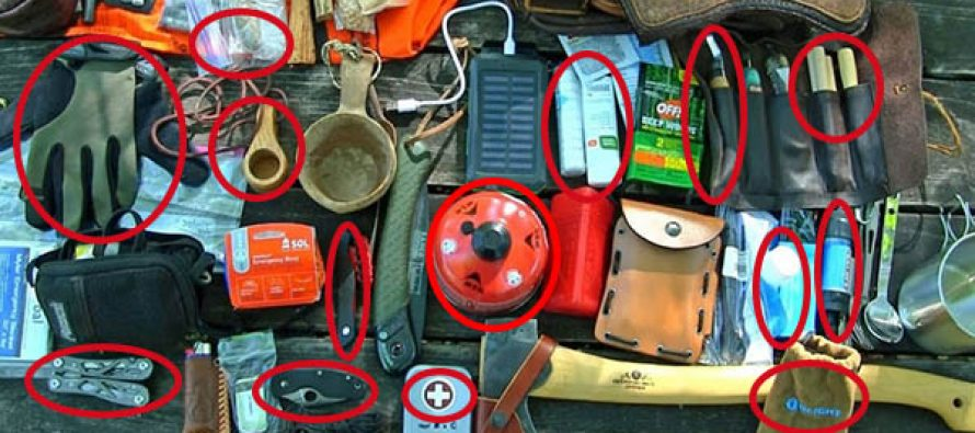 12 Survival Items to Carry With You at All Times