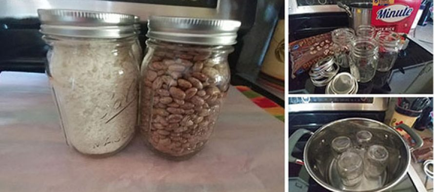 How to Dry Can Beans and Rice for 20+ Years Shelf Life