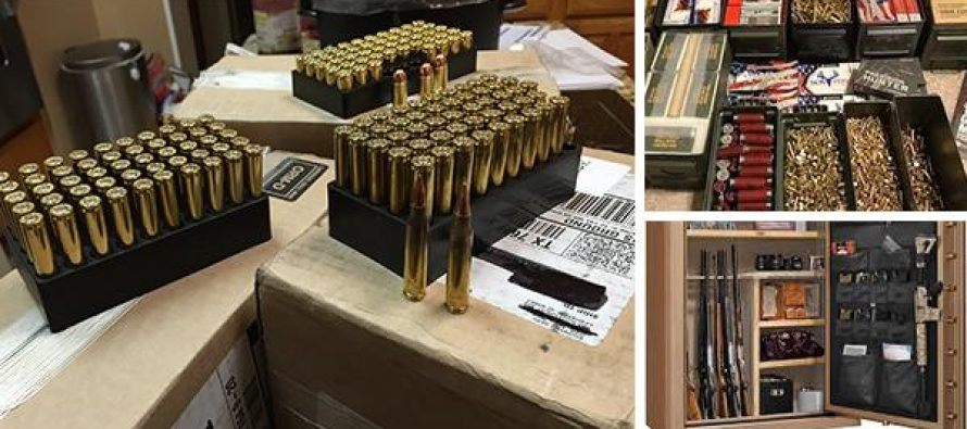 How to Stockpile Ammo