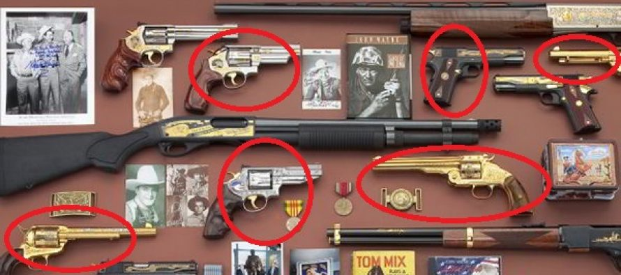 What Kind Of Guns Are Best Stored To Leave As An Inheritance