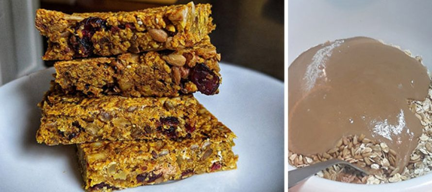 How to Make a Nutritious One-Year Shelf-Life Vitamin Bar for Your Stockpile