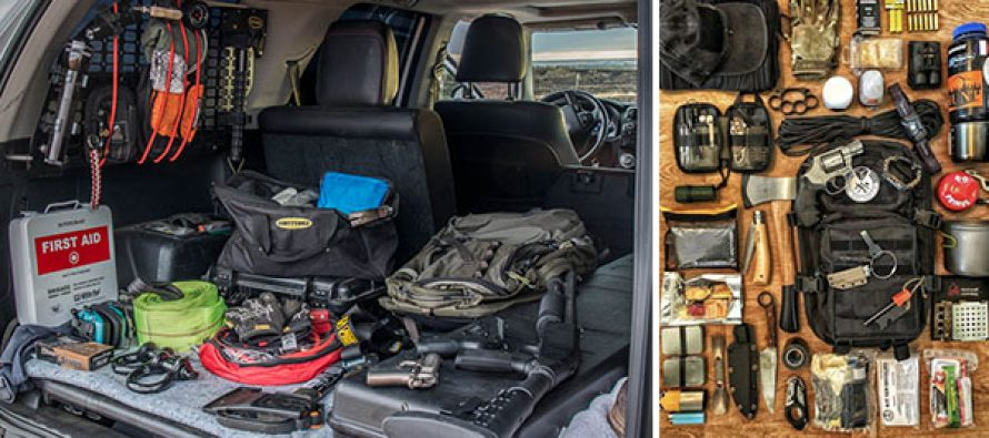 15+ Survival Items To Keep In Your Car At All Times For SHTF