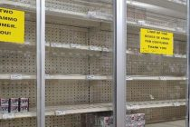 What To Do When Stores Run Out Of Guns And Ammo
