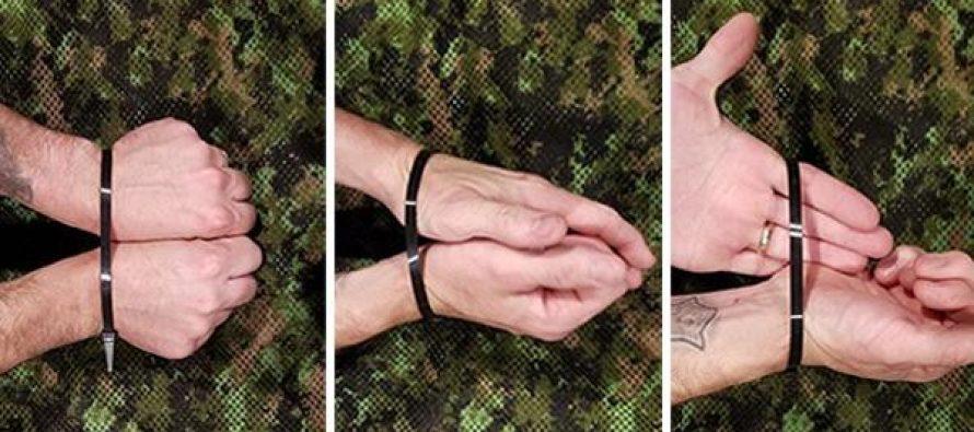 How To Escape Zip Ties