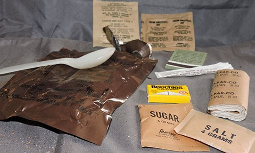 I Opened Some C-Rations From From The Vietnam War And This Is What Happened