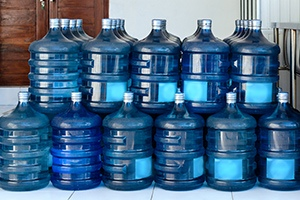 How To Store Water When SHTF